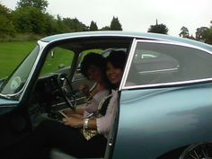 Fashion Designer & MUA starring as Thelma and Louise.