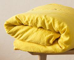 Povlak na přikrývku odstín Aspen Gold Summer Colors, Aspen, Pantone, Bean Bag Chair, Bedding, Pure Products, Blanket, Spring, Gold