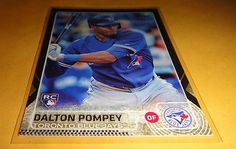 nice DALTON POMPEY ROOKIE CARD BLUE JAYS 2015 TOPPS BASEBALL GOLD 97 - For Sale View more at http://shipperscentral.com/wp/product/dalton-pompey-rookie-card-blue-jays-2015-topps-baseball-gold-97-for-sale/