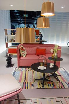 Color design in the living room color ideas 2015 home trends sofa cushion Feng Shui, Interior Architecture, Interior Design, Home Trends, 2014 Trends, Minimalist Living, Decoration Table, Cool Rooms, Ideas