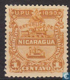 Timbres-poste - Nicaragua - UPU
