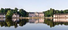 Schloss Benrath - Schloss und Park Benrath Düsseldorf 1