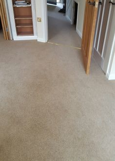 Apiece of 80%wool - 20% polypropylene 60 oz fitted in a not only long but extra wide lounge  requiring a join, can you spot it?, extremely good quality in both product and fitting!.