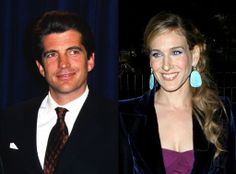 Sarah Jessica Parker had a brief fling with JFK Jr in 1991