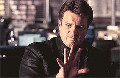 GIF - castle wants special powers