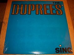 """THE DUPRESS SING SEALED LP (12""""/33 rpm) The Duprees, http://www.amazon.com/dp/B01BJ1RWRM/ref=cm_sw_r_pi_dp_67GTwb1PHPY2N"""