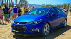 The 2016 Chevy Cruze proves affordable cars don't have to be boring -> http://mashable.com/2016/04/18/2016-chevrolet-cruze-review/ FOLLOW ON FACEBOOK! https://www.facebook.com/TechNewsTrends/