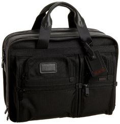 Tumi Alpha T-pass Medium Capacity Laptop Brief 026145dh,black,one Size