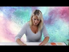 How to Paint a Wet-on-Wet Watercolor Washes, art by Jody Bergsma (http://www.Bergsma.com) To find more painting techniques visit her blog at (http://www.bergsma.tv/)   Filming and editing by Rockenbach Productions (http://Cymaticsart.blogspot.com). Soundtrack by Dark Arps (http://soundcloud.com/dark-arps) and Lawrence (http://www.myspace.com/law...