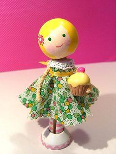 cupcake lolli | Flickr - Photo Sharing!