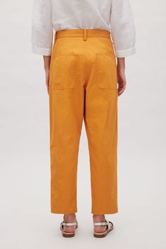 COS | Relaxed cotton chinos