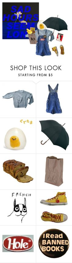"""""""go eat a banana"""" by misiasoup ❤ liked on Polyvore featuring Étoile Isabel Marant, Fulton, Disney, Rosenthal, House by John Lewis, Converse and Olympia Le-Tan"""