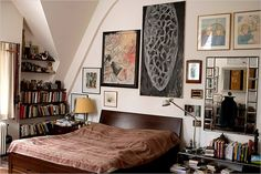 A Viennese Attic Apartment - Slide Show - NYTimes.com