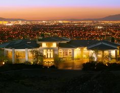 Today's FEATURED Las Vegas community; MACDONALD HIGHLANDS  To preview homes available for sale in this or any Las Vegas community visit: www.LasVegasValleyHomes4Sale.com