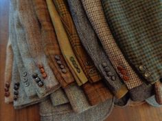 Fall tweeds