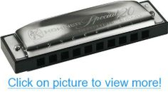 Hohner 560BX-C Special 20 Harmonica, Major C
