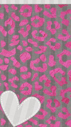 heart, wallpaper, and fondo image Wallpaper For Your Phone, Heart Wallpaper, Love Wallpaper, Cellphone Wallpaper, Screen Wallpaper, Pattern Wallpaper, Leopard Wallpaper, Animal Print Wallpaper, Burberry Wallpaper
