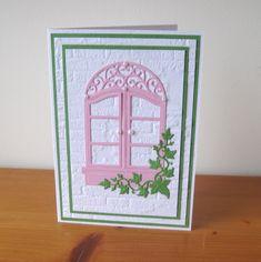 Růžové okno