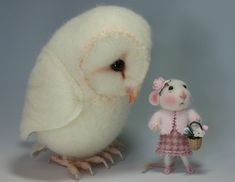 Needle Felting / Needle Felted Creations By Barby Anderson: February 2011