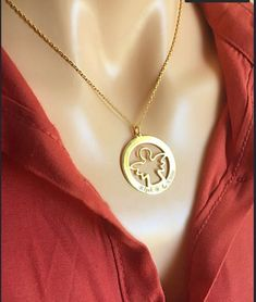 Personalized handmade jewelry by Alpdesignn Name Necklace, Gold Necklace, Personalized Necklace, Etsy Seller, Handmade Jewelry, Stuff To Buy, Gold Pendant Necklace, Hand Print Ornament, Handmade Jewellery