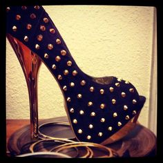 37 Beautiful Heels That Will Be Popular In Summer 2013 - Fashion Diva Design Cute Shoes, Me Too Shoes, Fab Shoes, Pretty Shoes, Shoe Boots, Shoes Heels, Beautiful Heels, Beautiful Things, Killer Heels