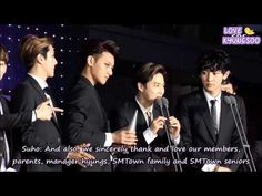 [ENG] 141221 SBS Gayo Daejun Best Male Group: EXO