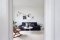 Cosy & stylish apartment @ http://scandidecoration.blogspot.fi/2013/05/cosy-stylish-apartment.html