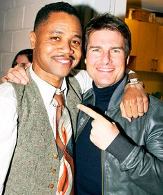 Cuba Gooding Jr.: Tom Cruise Is a Real Salt of the Earth Person