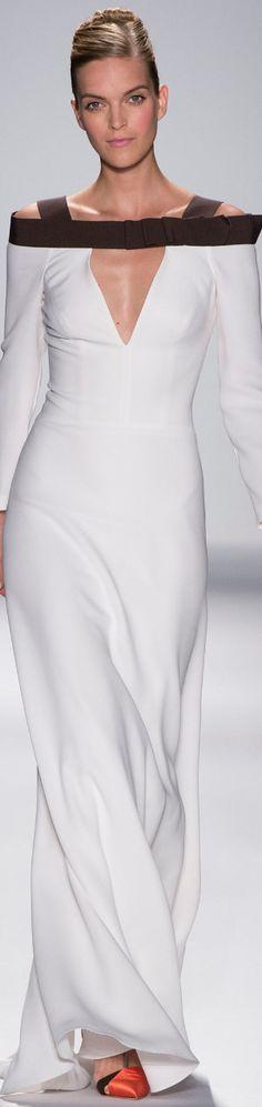 LOOKandLOVEwithLOLO: NYFW 2014 SPRING Ready-To-Wear........ESCADA and CAROLINA HERRERA