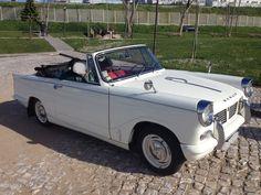 Triumph - Herald 1.2 Saloon (Cabrio Replica) - 1962