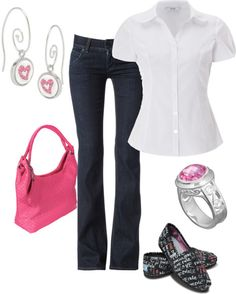 """""""Heart's Delight"""" by jewelpop on Polyvore"""