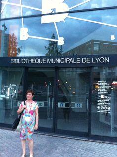Bibliothèque de la Part-Dieu, Lyon (2014) http://www.bm-lyon.fr/