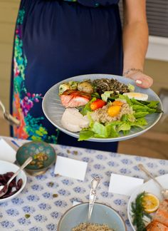 4 Tips for Setting Up a Salad Bar Buffet for a Party — Gatherings from The Kitchn