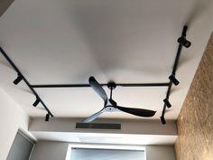 客厅没有吊顶,但想装轨道灯,最坑的是电线只在客厅中央留了一条。有无不从新开槽布线的方法安装轨道灯呢? - 知乎