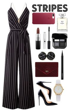 """""""Untitled #732"""" by dolrebeca ❤ liked on Polyvore featuring Dorothy Perkins, Vivani, MAC Cosmetics and Chanel"""