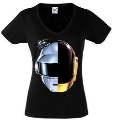 Daft Punk Tour 2013 Daft Punk Shirt Electronic by RollingTheRock, $13.99