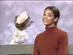 Sesame Street - Who are the people in your neighborhood?  (Pilot and nurse)