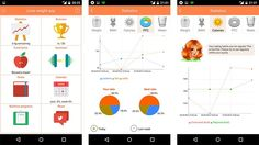 10 best Android diet apps and Android nutrition apps Best Nutrition Apps, Diet Apps, Best Android, Android Apps, Best Weight Loss, Lose Weight, Water Weight, Best Diets, App Development