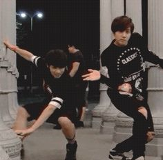 BTS | JUNG KOOK and JIN