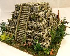 Lizardmen Temple