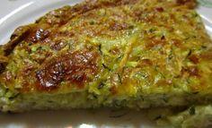 Zucchini Cheese Cake by Midajah Vegan Breakfast Recipes, Healthy Dessert Recipes, Veggie Recipes, Indian Food Recipes, Pasta Recipes, Italian Recipes, Beef Recipes, Appetizer Recipes, Vegetarian Recipes