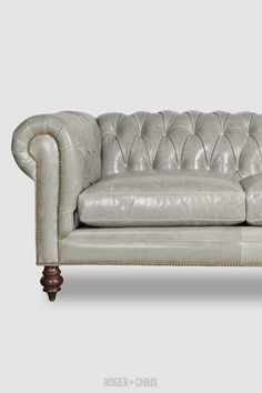 Chesterfield Sofas, Armchairs, Sectionals, Sleepers | Leather, Fabric,  Linen | Made