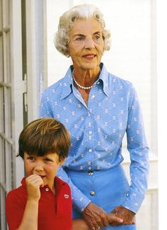 Queen ingrid and prince frederic
