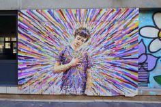 Sunday Street Art : Jimmy C - place Jean Vilar - Vitry-sur-Seine   ParisianShoeGals