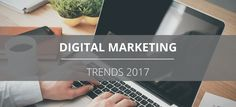 And here we are in 2017 New Year by saying goodbye 2016. Well it is time a look at 2017, but What do we expect in this year? Well here we have some of digital marketing trends to look out this year.