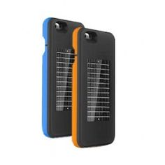 iPhone 6 EnerPlex Surfr Solar Battery Case - My CellAccessories.ca | The EnerPlex Surfr case for iPhone 6 features a 2700 mAh battery that can be charged via a conventional wall charger or the built-in solar panel.