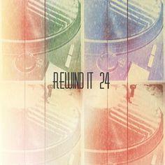 Rewind It Radio Show #24 (1st May 2014)