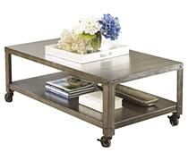 Accent Tables - Hattney Rectangular Coffee Table | Ashley Furniture