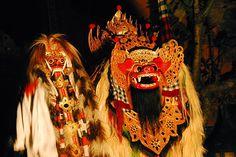 Ubud -Barong Dance