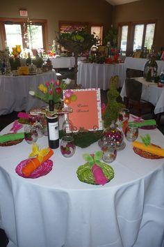 Easter Brunch-Spring Tablescape